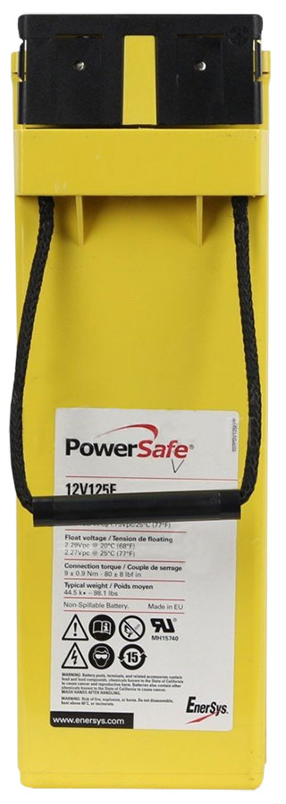 PowerSafe 12V125F